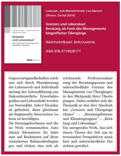 Lebenslauf Beratung Bundesinstitut F 252 R Sozialp 228 Dagogik Autoren I Q