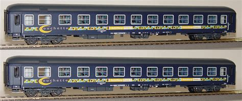 ls models set of 2 passenger couchette cars type bcm