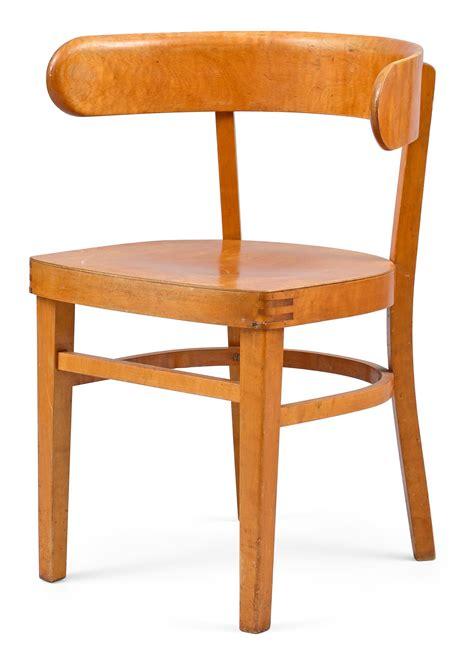 werner west birch w1 chair for wilhelm schauman oy