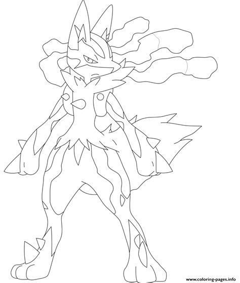 pokemon coloring pages voltorb mega pokemon lucario coloring pages printable
