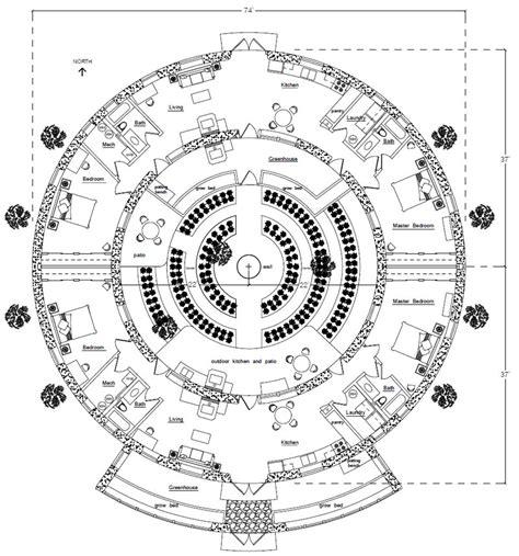 earthbag home plans torus design