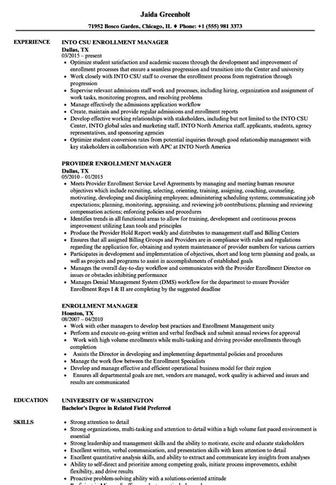 Enrollment Specialist Cover Letter by Provider Enrollment Specialist Sle Resume Census Clerk Cover Letter Essay For