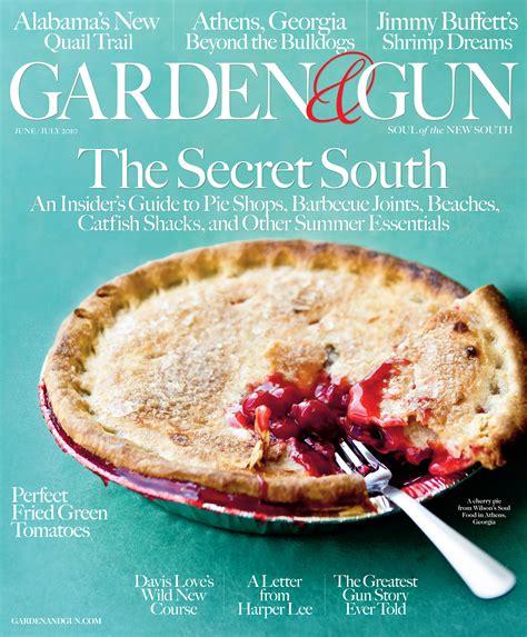 Garden And Gun Masthead Garden And Gun Magazine Silver Jewelry Kaminer Haislip