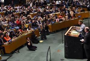 pharrell williams united nations happy pharrell mobbed at un general assembly this is money