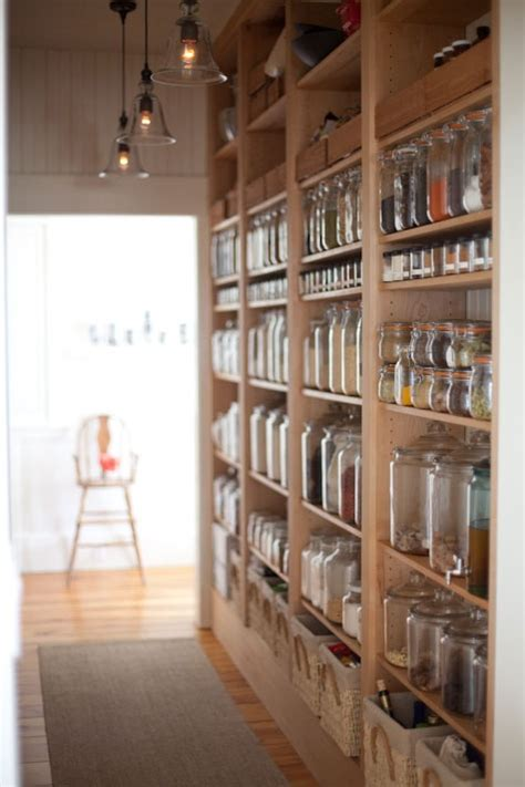 wall organizing pantry storage