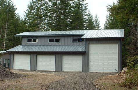 Barn Building Cost Estimator by 30x50 Garage Packages Mibhouse Com