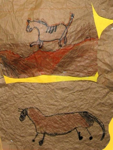 the cacouna caves and the mural books lesson plan prehistoric rock drawings ms lessons