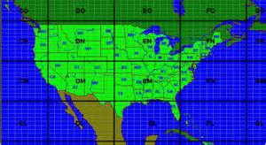 us map with grid grid square maps
