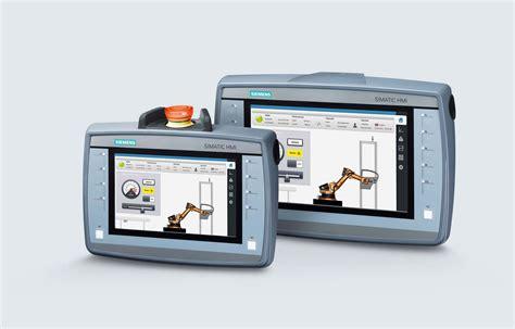 mobile panel simatic hmi mobile panels maschinennahes hmi siemens