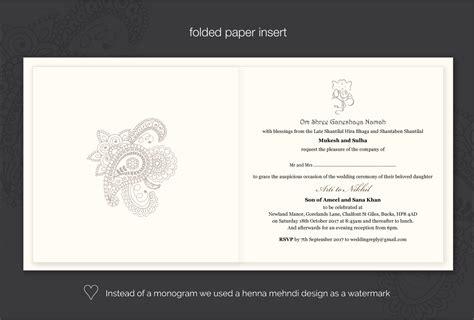 invitation asian wedding foto fusion