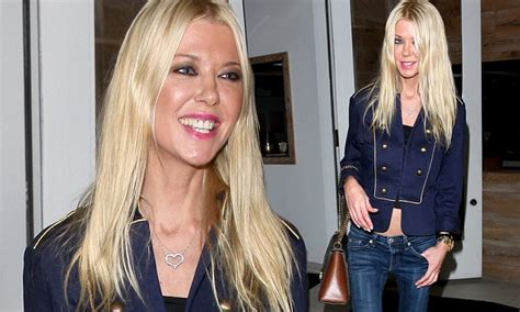 Tara Reids Cannot Contain by Tara Rocks Denim And Inspired Blazer In La
