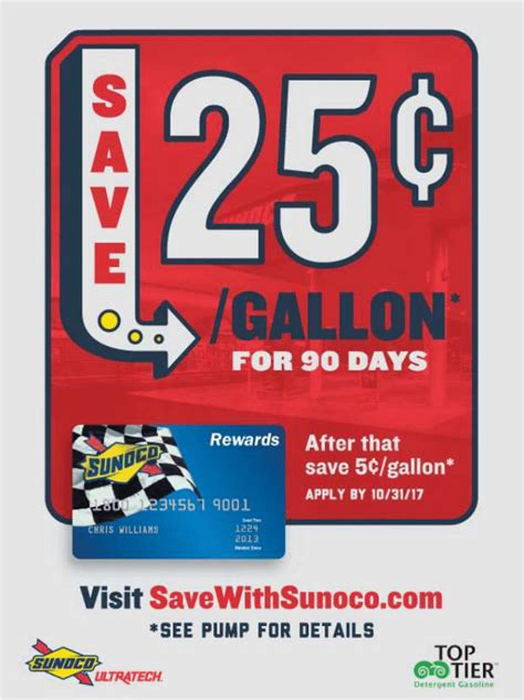 Sunoco Business Credit Card Application