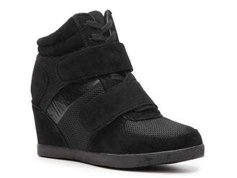 wedge sneakers dsw wanted bowery wedge sneaker dsw