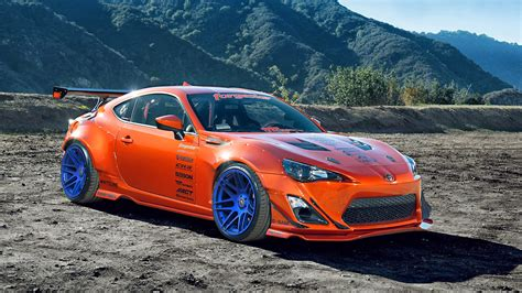 tuned cars toyota gt86 tuning car new car modification