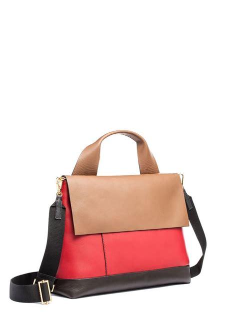 Marni Tinsel Leather Handbag by City Pod Bag In Matte Napa Leather Marni Store