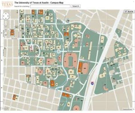 university of texas map movementhelper