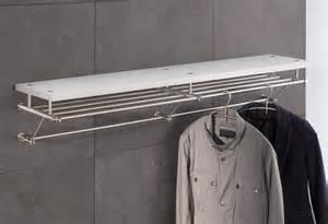 garderobe glas edelstahl wandgarderoben aus edelstahl mit holz glas oder ohne f 252 r