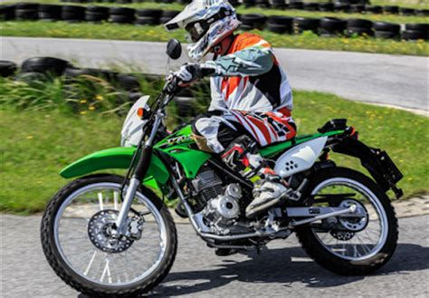 Motor Trail Kawasaki Klx 110l harga motor kawasaki klx 150 baru impremedia net