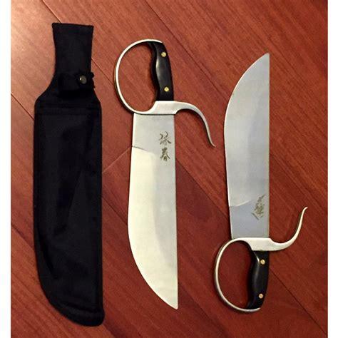 Pita Satin 1 4 Inch 0 6cm Per Roll wing chun united butterly swords chopper style satin