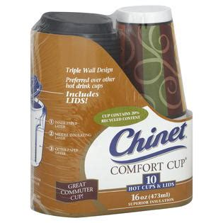 Chinet Comfort Cup by Chinet Comfort Cup Cups Lids 16 Oz Superior