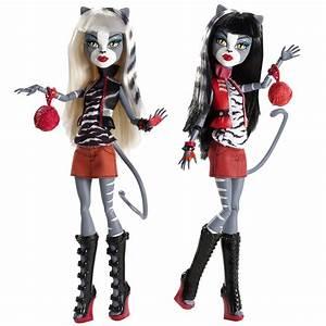 Куклы монстер хай фото хаулин