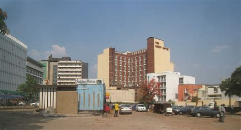The City the zambian analyst how the city of ndola got its name