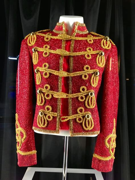 Painters Near Me by Authentic Mj Red Beaded Military Jacket From 1984 Ama S