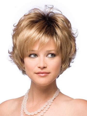 wiry short wavy hair what styles suit 2016 new bob style synthetic wigs for women short wavy