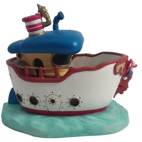 Disney Official Minnie Toontown House Ceramic - disney figurine mickey s toontown sculpture donald
