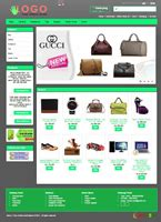 theme toko online free theme gratis opencart greencreative free download theme