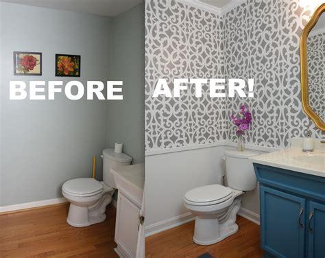 easy diy bathroom makeover ideas lures lace