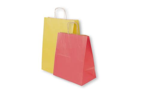 printable paper bags uk paper bags with twisted handle coloured leoprinting