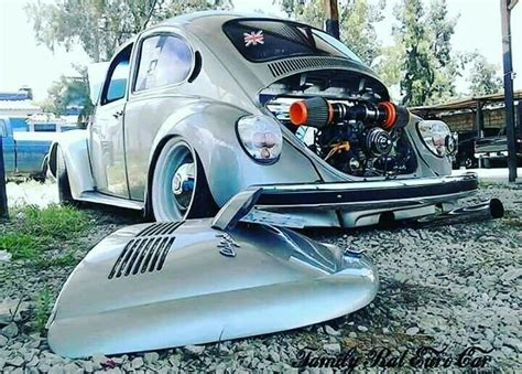 Vicenza Turbo 7 In 1 vw beetle turbo with a stinger stanced bugs