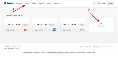 How To Add Money To Paypal With Visa Gift Card - how to verify paypal account without a credit card hongkiat
