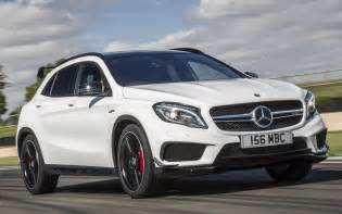 mercedes gla 45 amg launched priced at rs 69 60 lakh