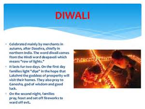 Indian Festivals Essay by Festivals Of India