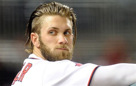 20 Best Bryce Harper Haircut Looks For Stylish Edgy Men