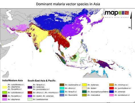malaria map resistant malaria could pose global threat
