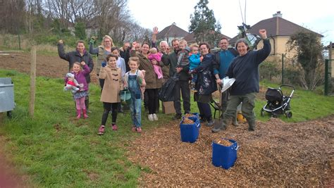 plymouth allotments channel park allotment brings local families together to