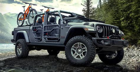 jeep gladiator colors  car reviews review