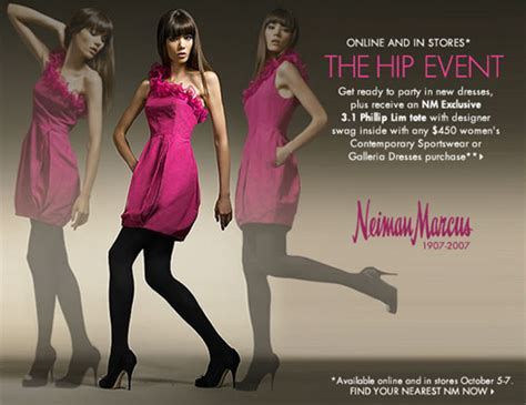 Neiman Hip Event the hip event at neiman oct 5th 7th