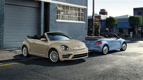 2019 Volkswagen Beetle Convertible by 2019 Volkswagen Beetle Edition Vw Finally Squashes