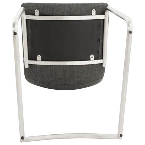 design stuhl grau design stuhl und moderne textile in rimini grau