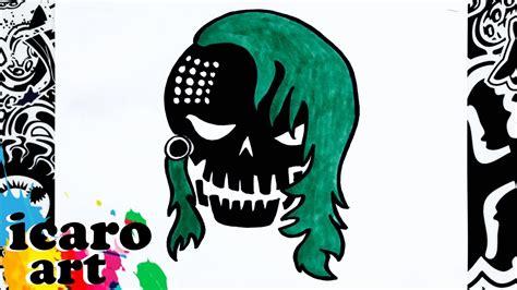imagenes de skrillex para dibujar a lapiz como dibujar a skrillex escuadron suicida how to draw