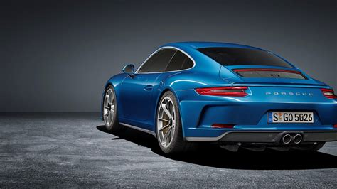 Gt3 Porsche by Porsche 911 Gt3 Touring Package Aims For Subtlety Roadshow