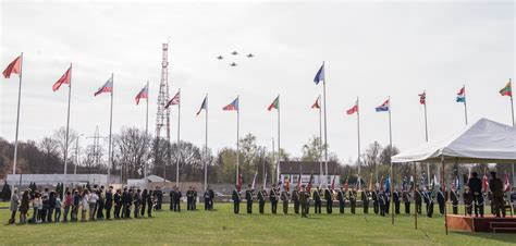 supreme headquarters allied powers europe shape celebrates 50 years in belgium article the