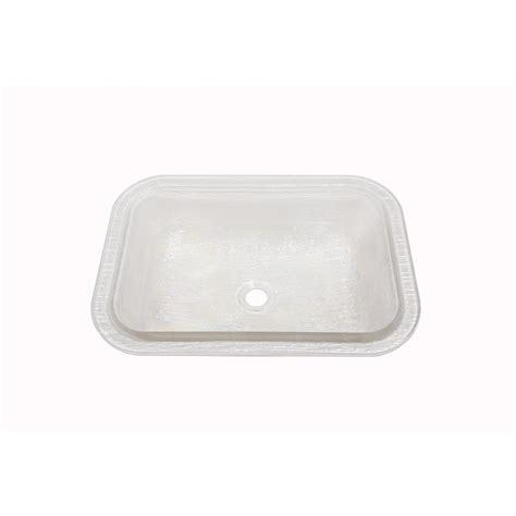 oceana sinks for bathroom jsg oceana pebble undermount bathroom sink in crystal with