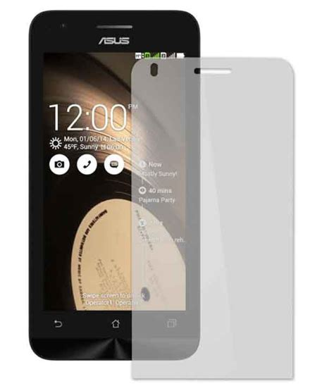 Silikon Spotlite Asus Zenfon 47 fortuna tempered glass for asus zenfone 4 available at