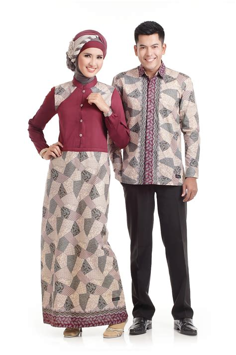Model Baju Muslim Batik model baju batik modern terbaru 2015 holidays oo