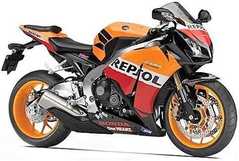 honda cbr bikes price list in india honda cbr1000rr repsol edition price specs review pics